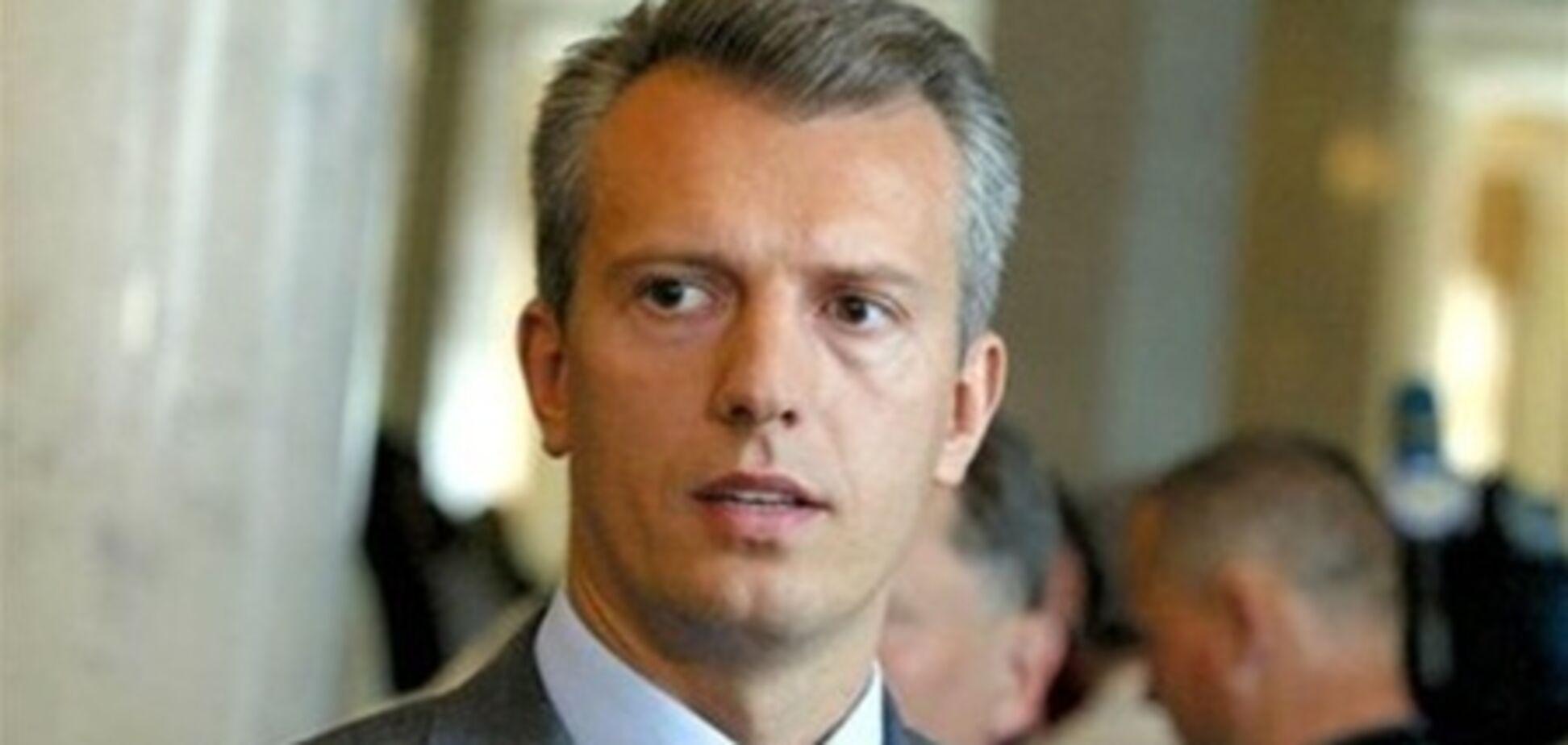 Хорошковський: Янукович мені не довіряв безроздільно