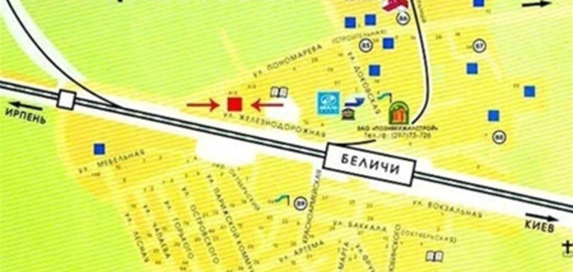 Киевщина не отдаст Коцюбинское столице