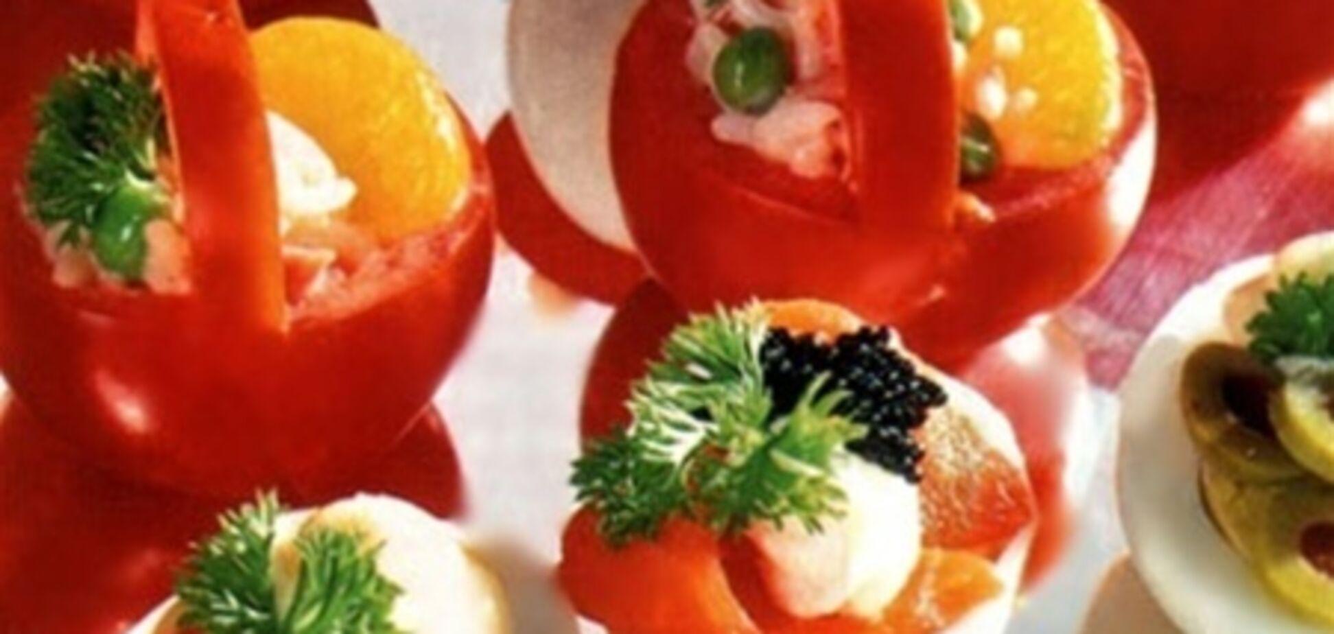 Мини-салатики