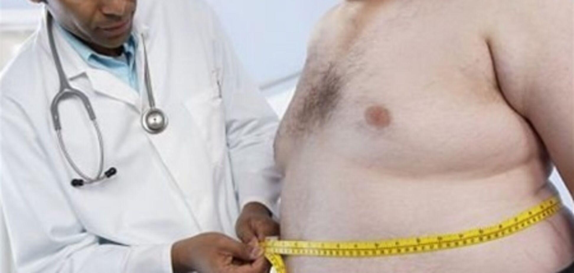 Жир на животе ведет к внутренним кровотечениям