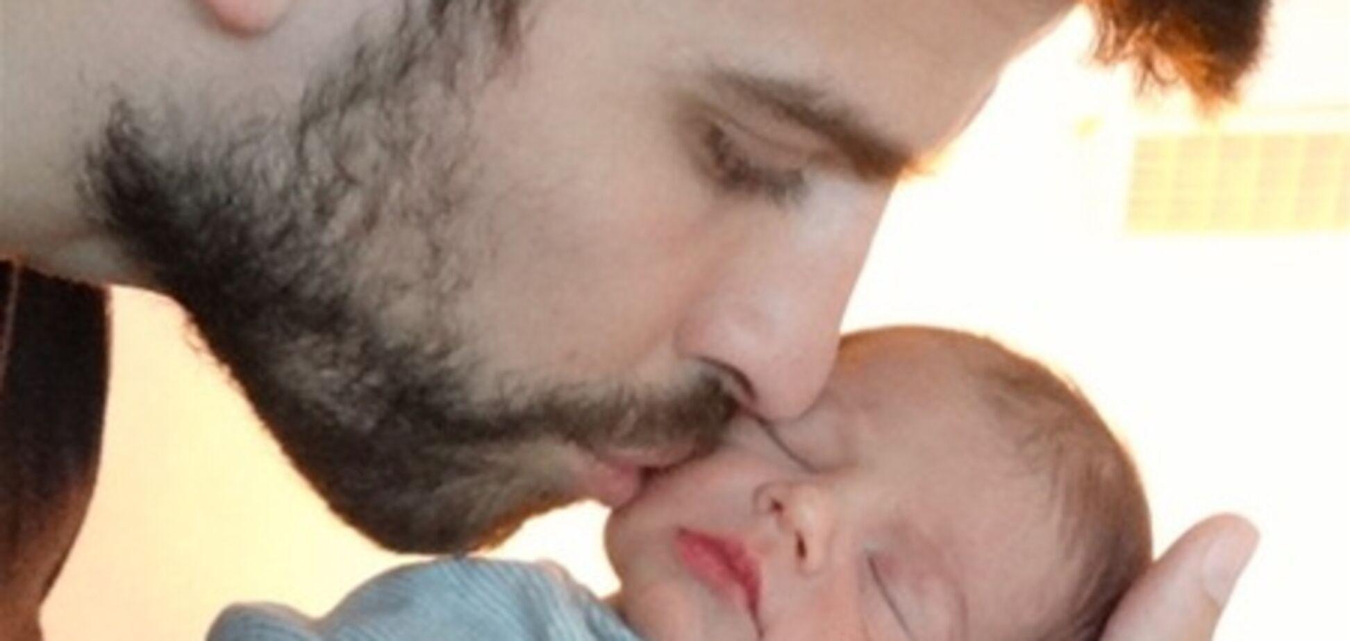 Шакира и Пике показали сына