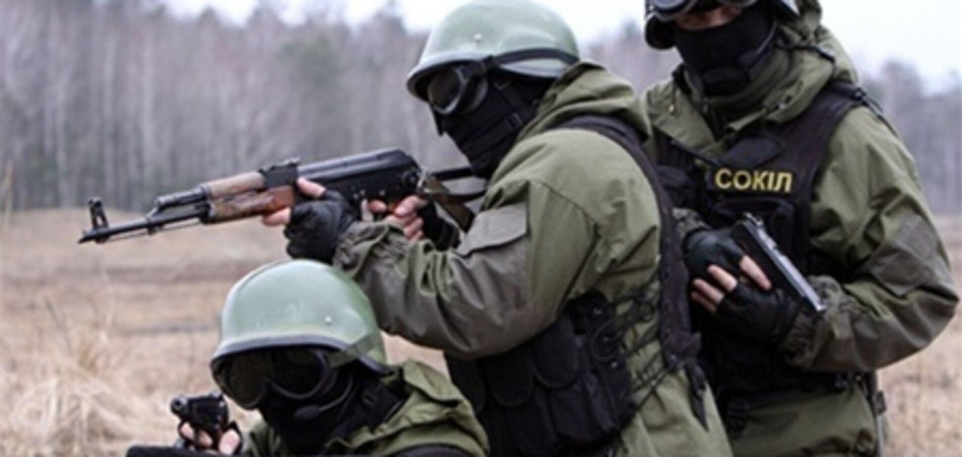 На Тернопольщине прошла операция по освобождению заложника