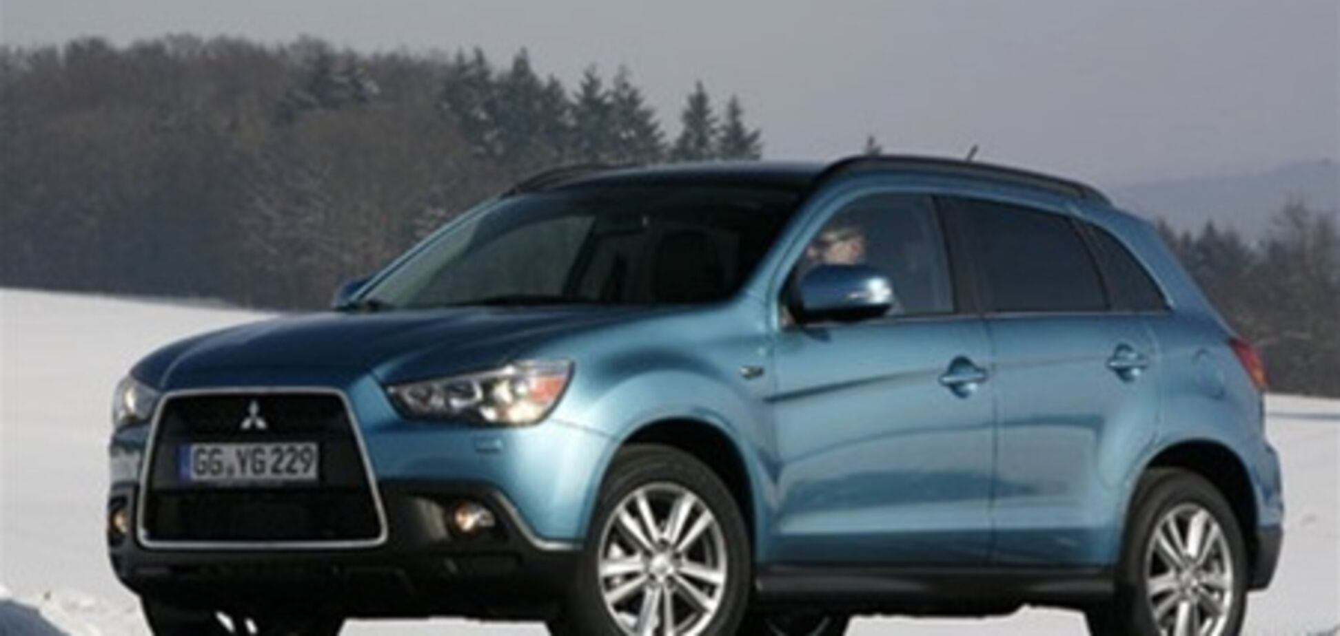СМИ настаивают: из бюджета Киева дали деньги на Mitsubishi. Фотофакт
