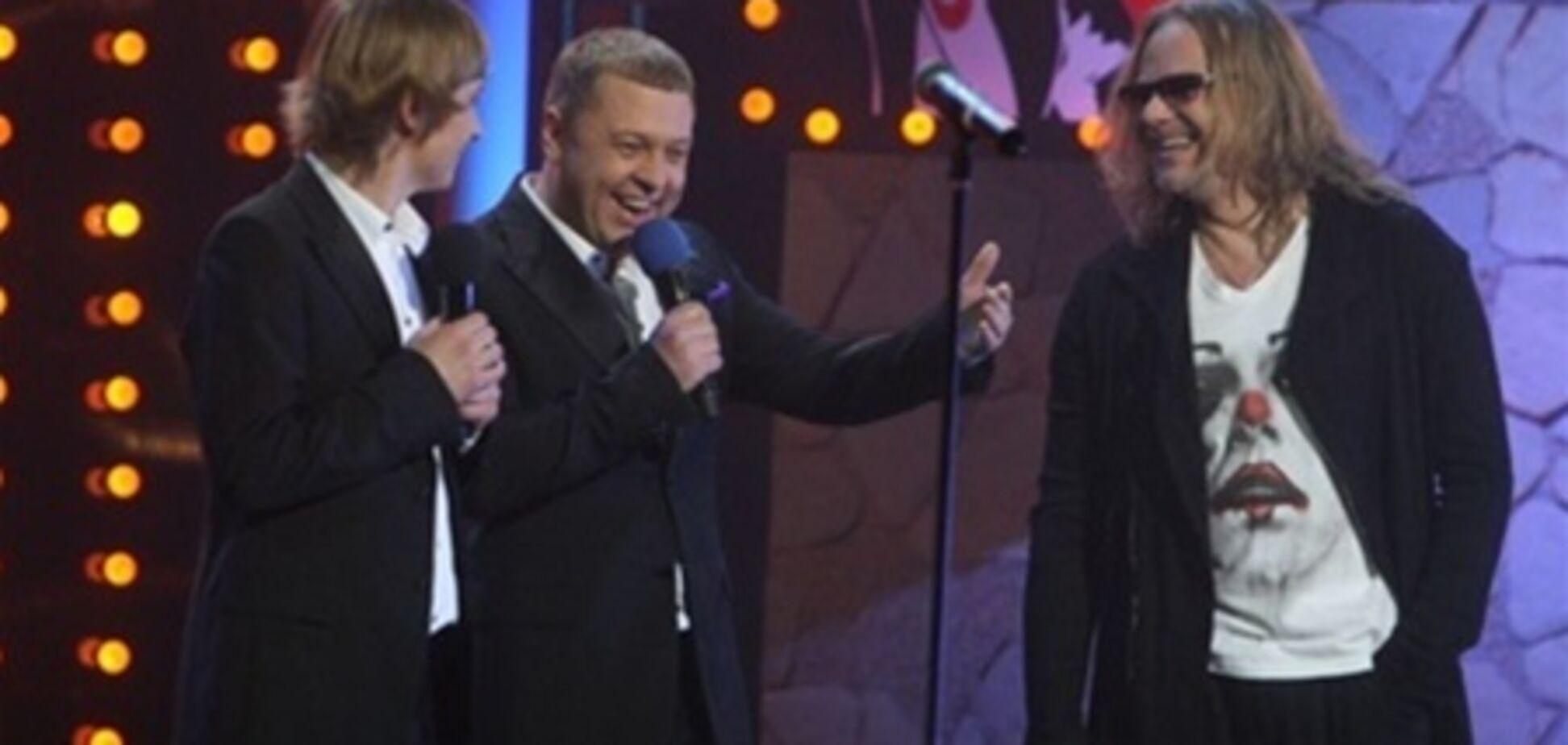 Шуфрич, Кужель и Волков посмеялись над 'Кварталом-95'. Фото. Видео