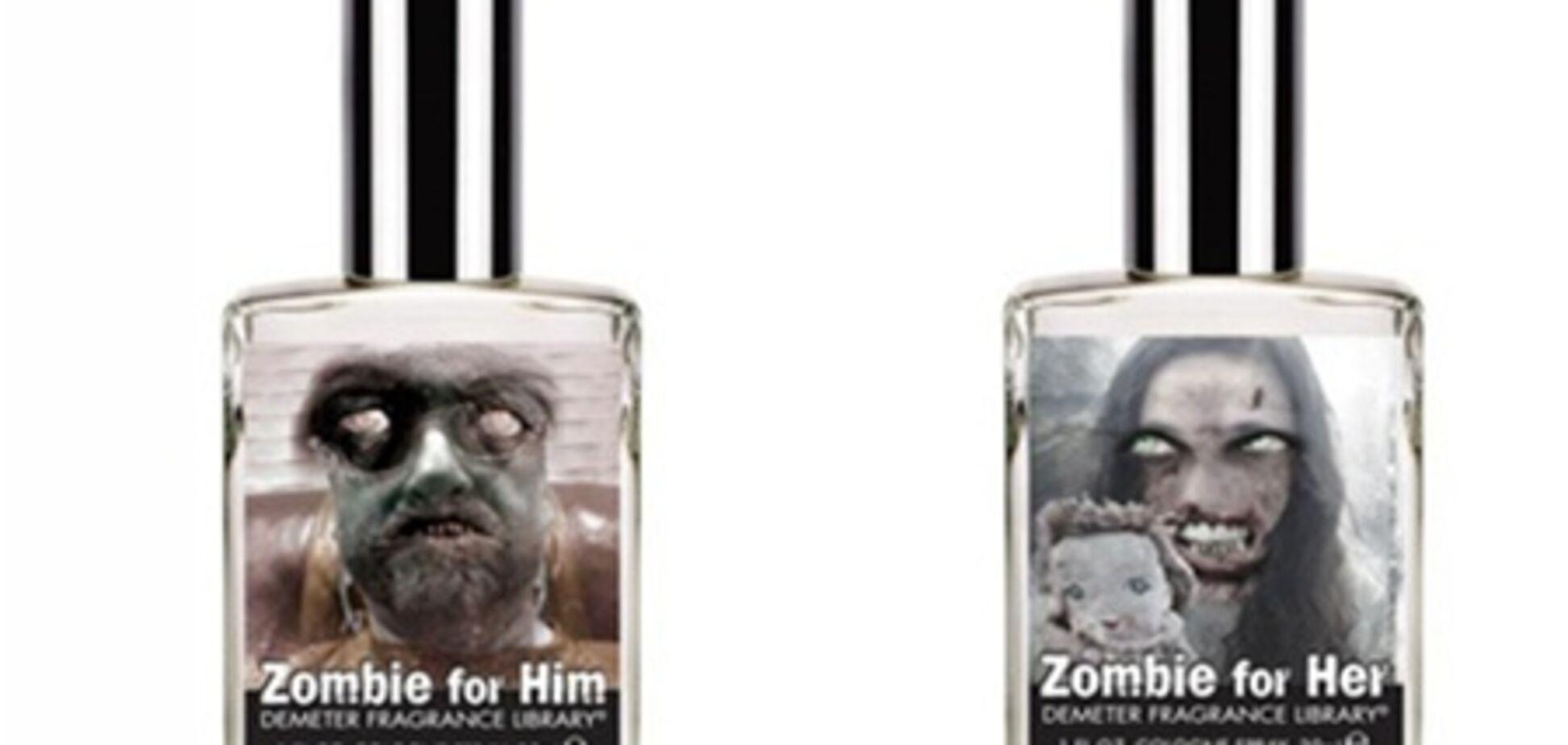 У США почали продавати духи для відлякування зомбі. Фото