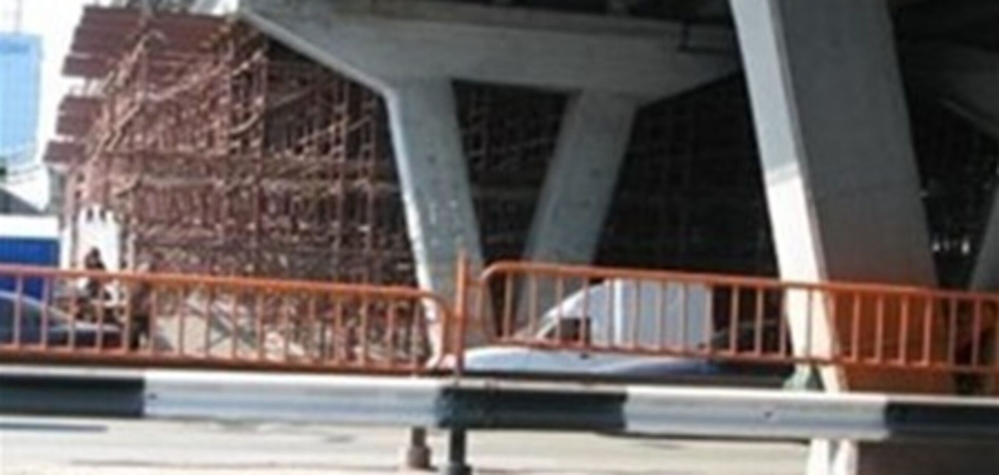Шулявский мост может рухнуть, не дожидаясь реконструкции