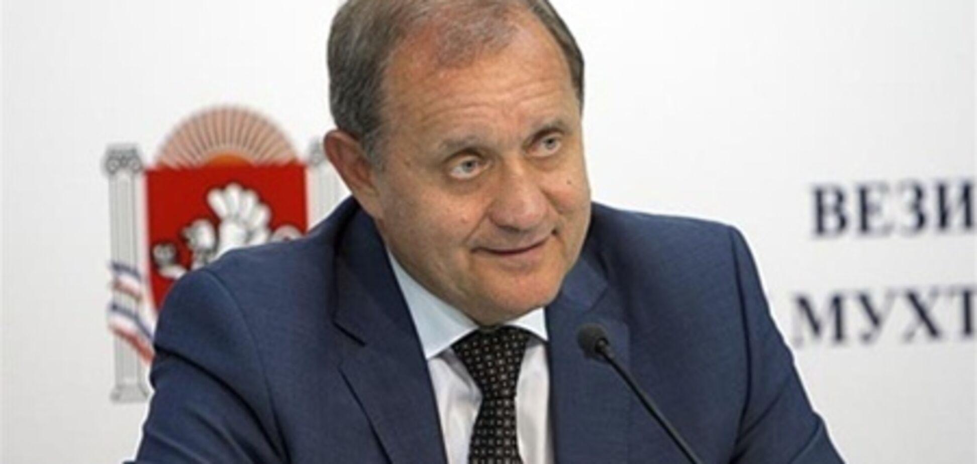 Могильов запропонував 'прибрати' Меджліс кримських татар. Відео