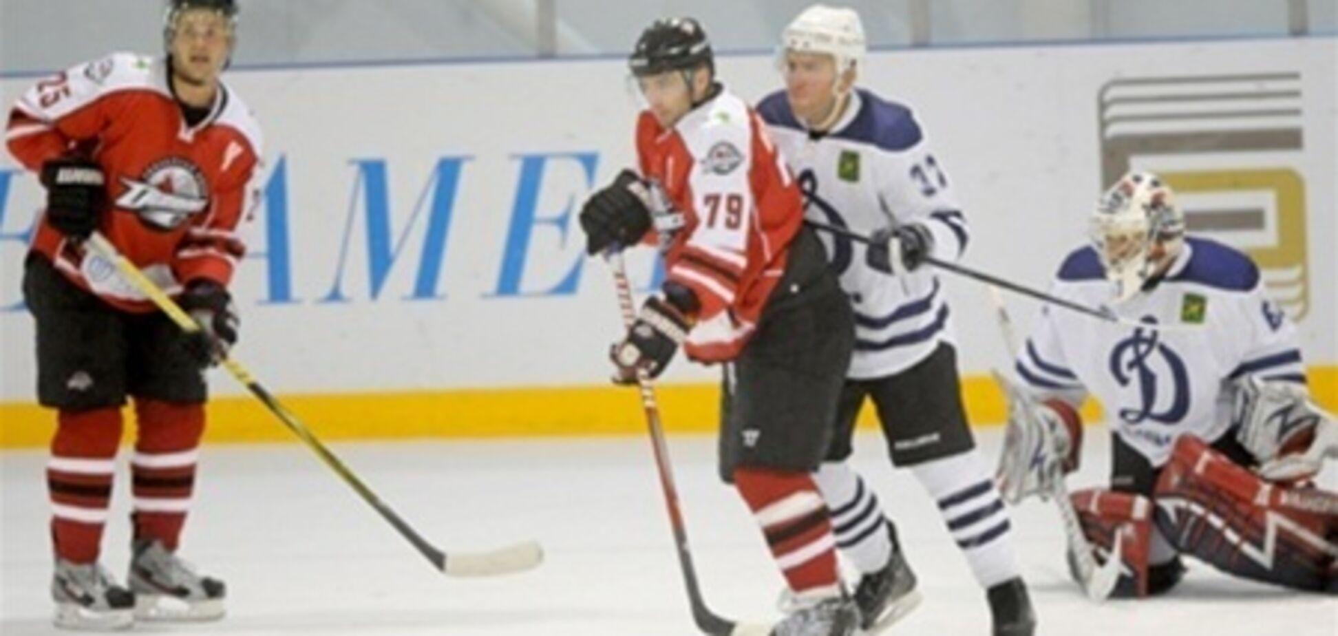 ПХЛ. 'Донбасс' стал первым финалистом нынешнего чемпионата