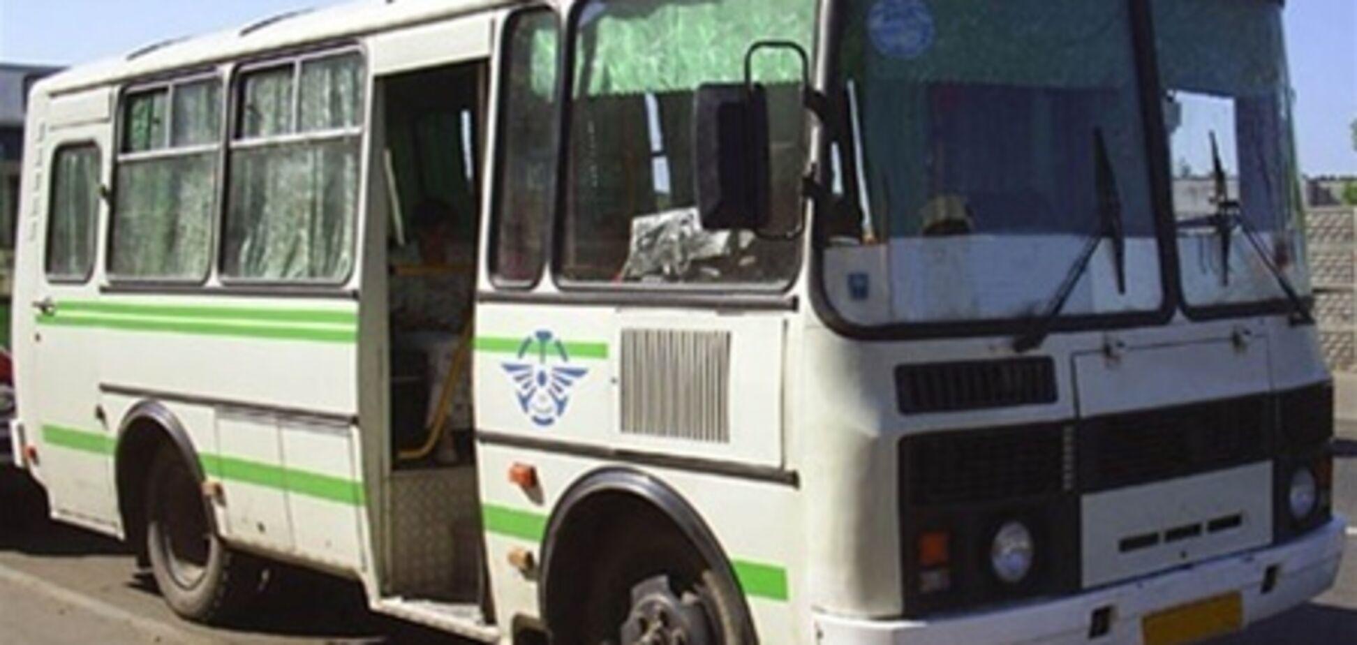 На Львовщине парни угнали автобус, чтобы попасть на дискотеку