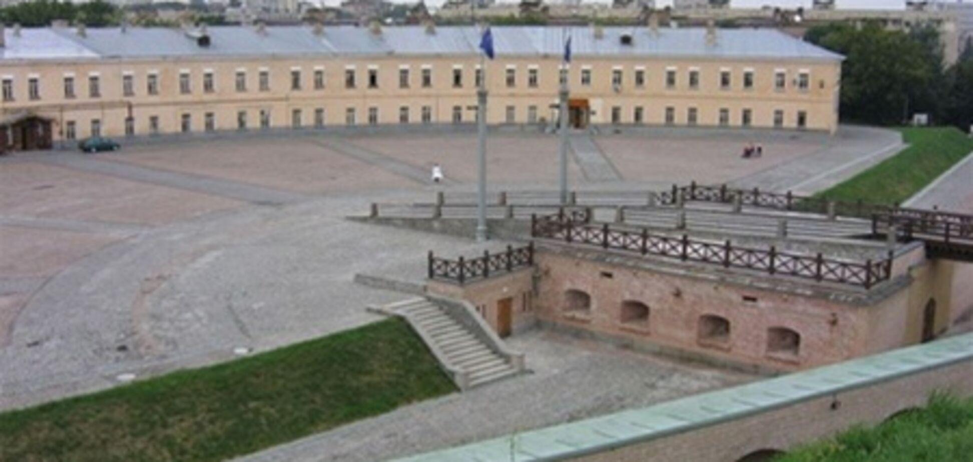 Киевскую крепость частично разрушили - прокуратура