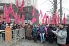 СПУ намерена вернуться на политическую арену