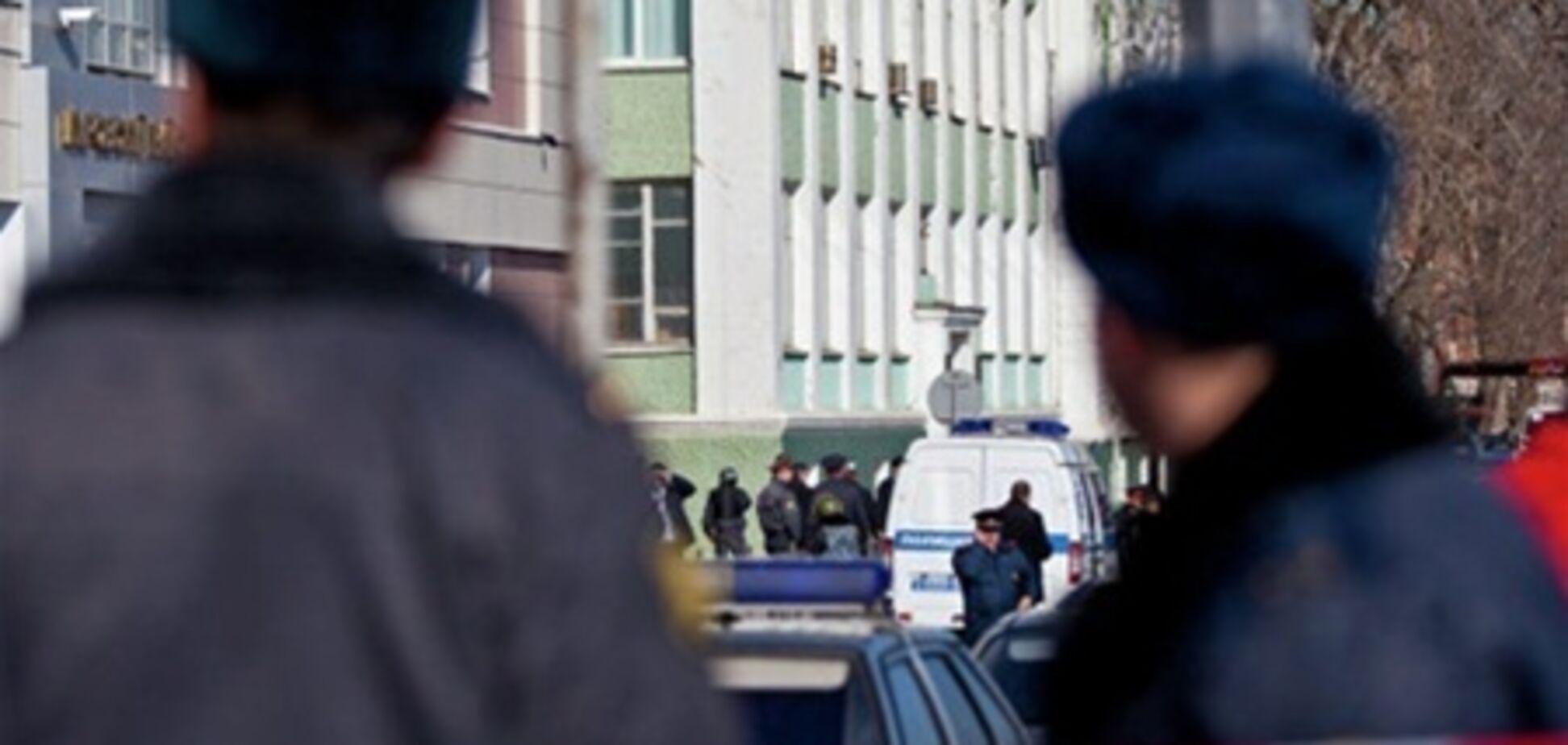 Полиция освободила заложников в Астрахани