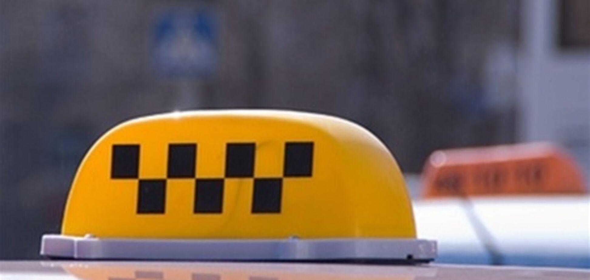 На киевского таксиста напал рецидивист