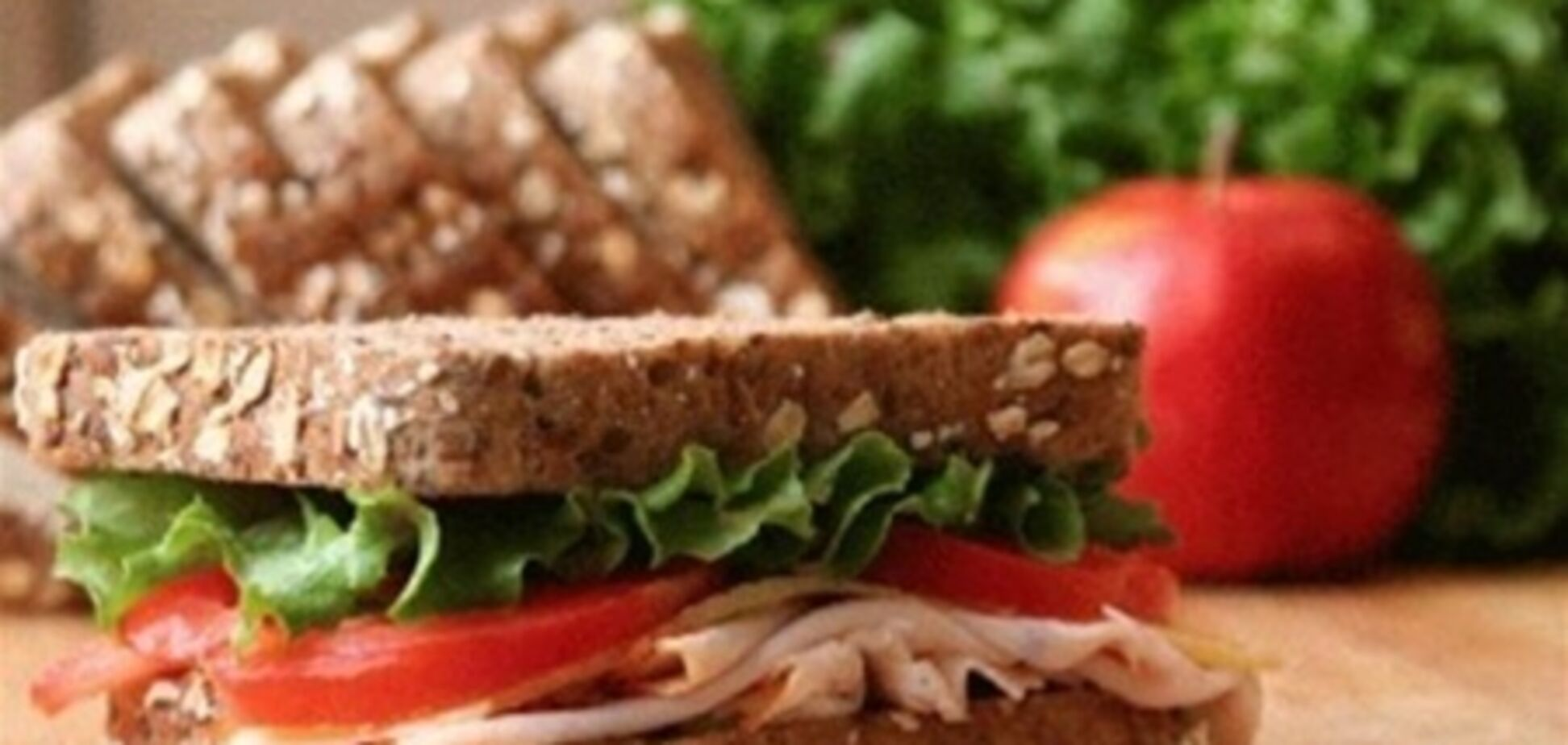 Три диетических бутерброда