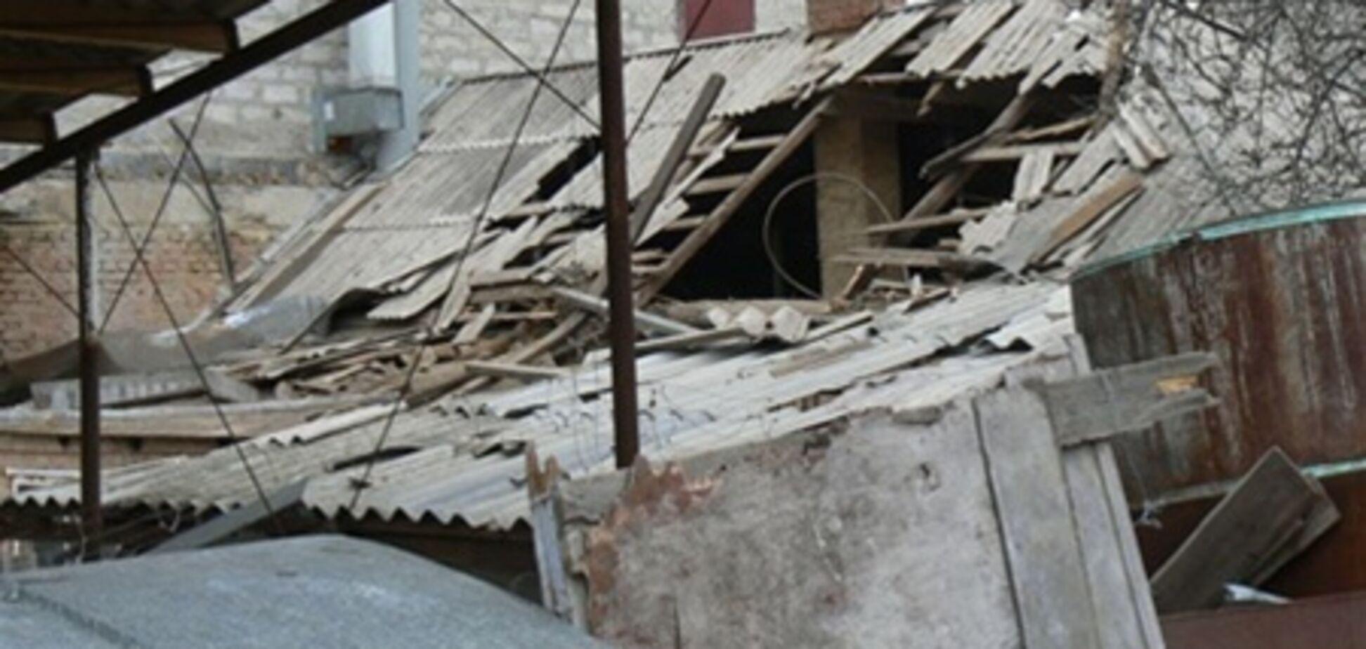 В Кировограде произошел взрыв. Фото