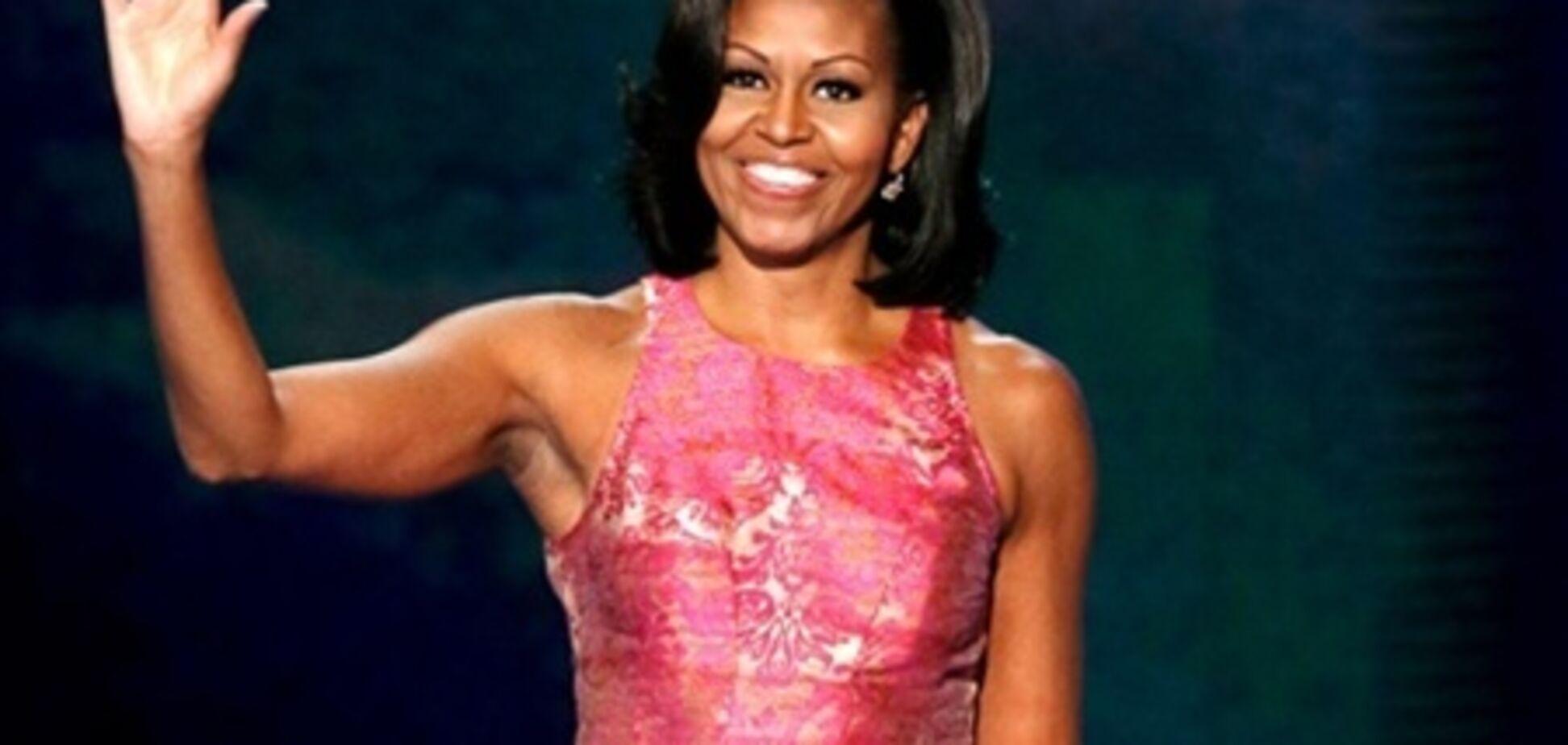 Дружина Обами знялася для обкладинки Vogue. Фото