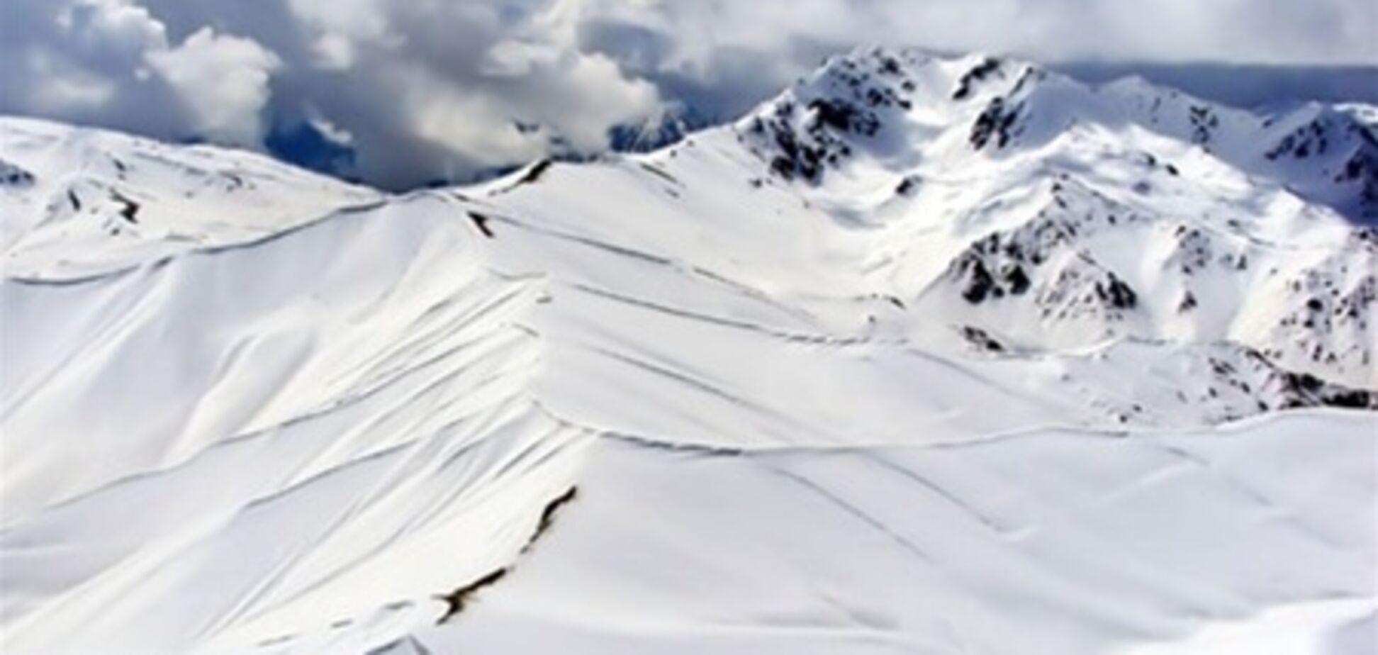 В горах Закарпатья нашли трех замерзших шри-ланкийцев