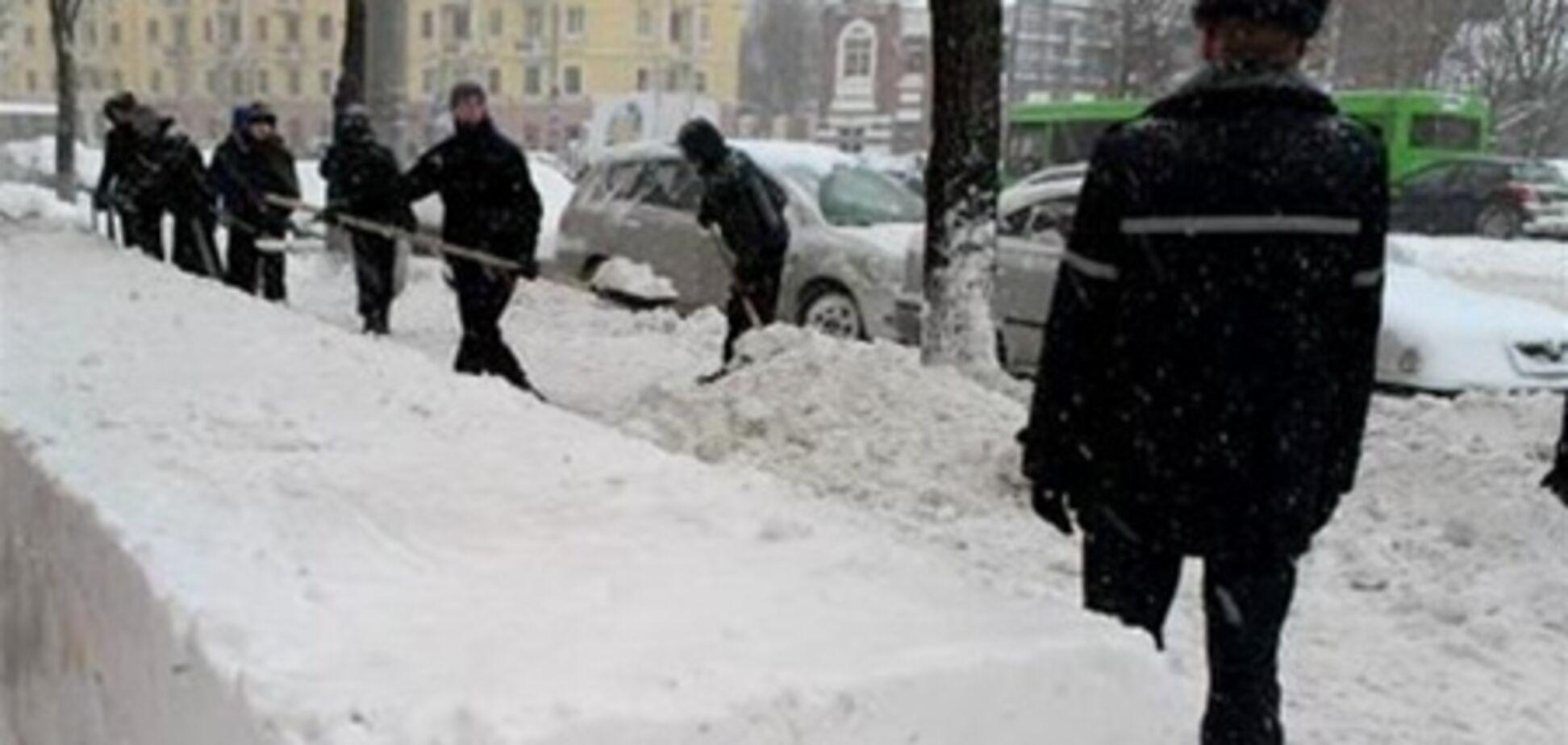 Из-за стихии для помощи украинцам привлечены 45 тыс. милиционеров