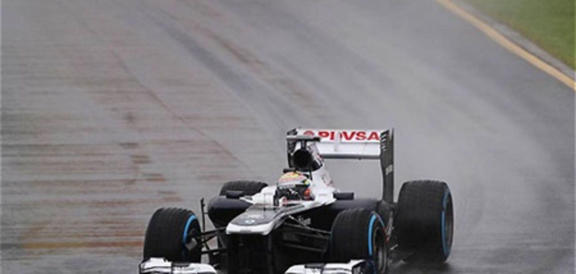 Формула-1. Погода против Гран-при Австралии