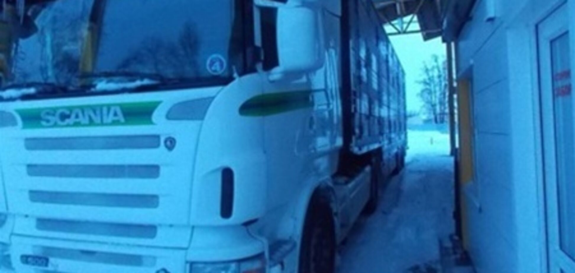 Украинская собака нашла в грузовике румына жителя Нидерландов