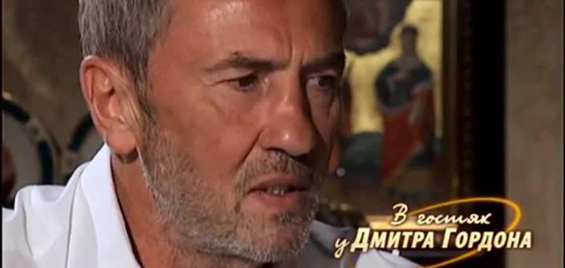 Леонид Черновецкий спел свою новую песню
