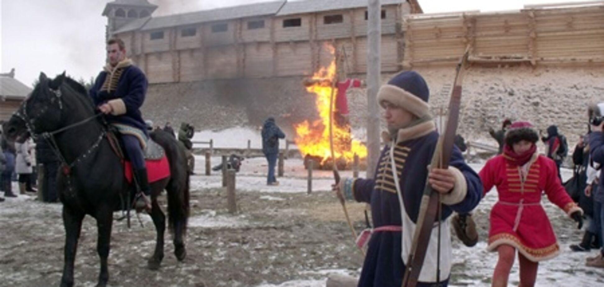 Масниця в 'Київській Русі'