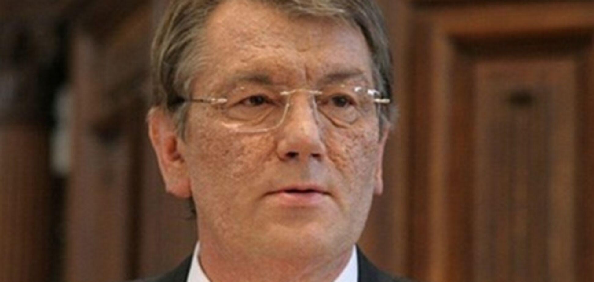 Ющенко сравнил Тимошенко с предателем Мазепы
