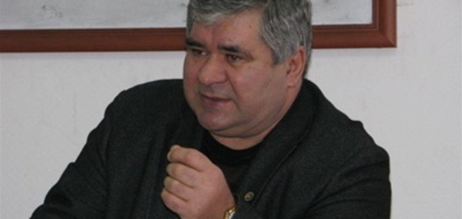 Один из фигурантов 'пленок Мельниченко' умер в Донецке