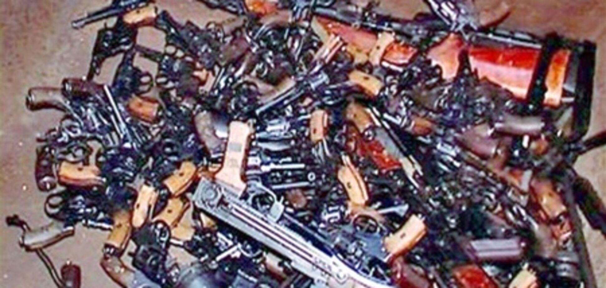 Убозовцы нашли арсенал у зэка с 20-летним стажем