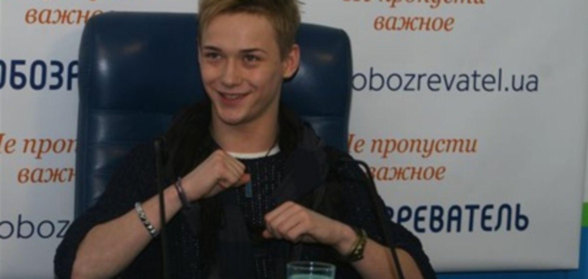 Кращий танцюрист України готовий жити на знімальному майданчику. Відео