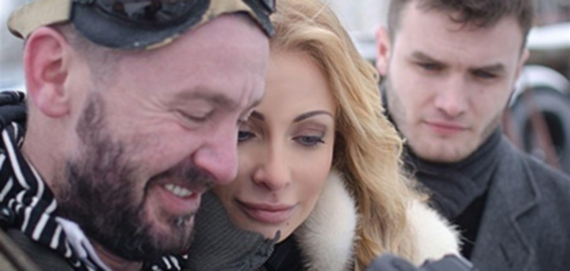 Режисер Шапіро зніме фільм для дружини Тігіпка. Фото