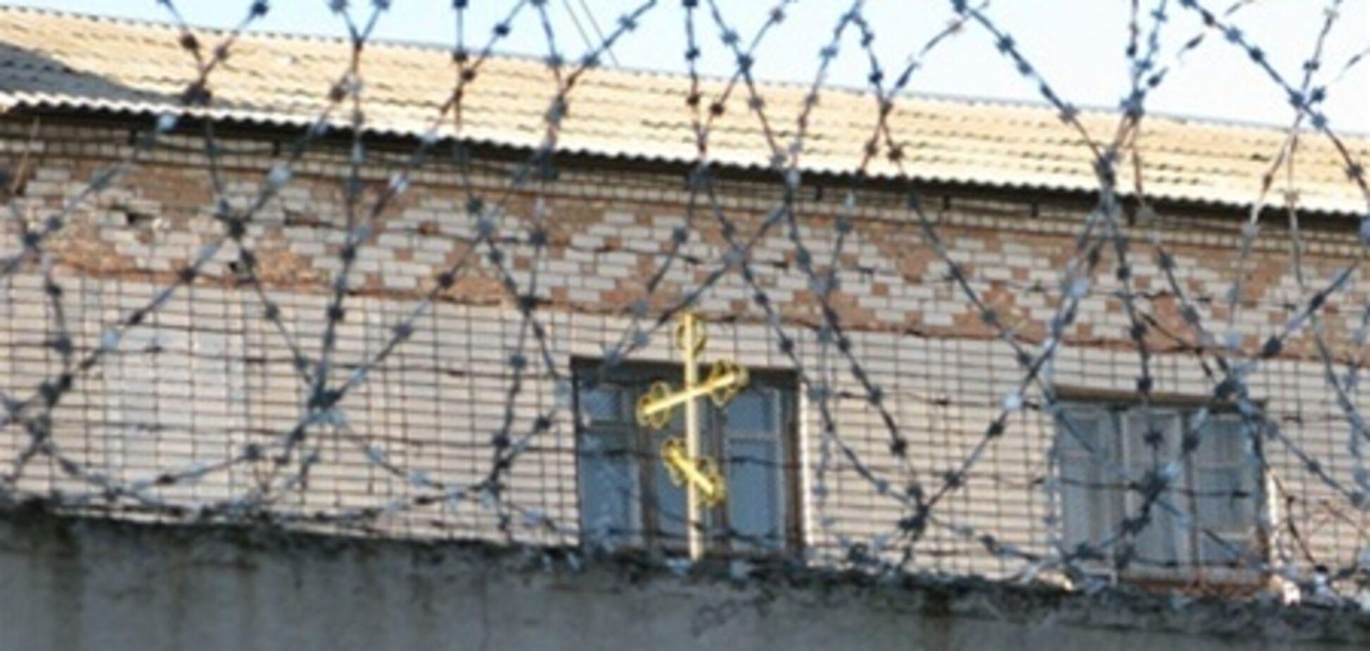 В Сумах горела тюрьма