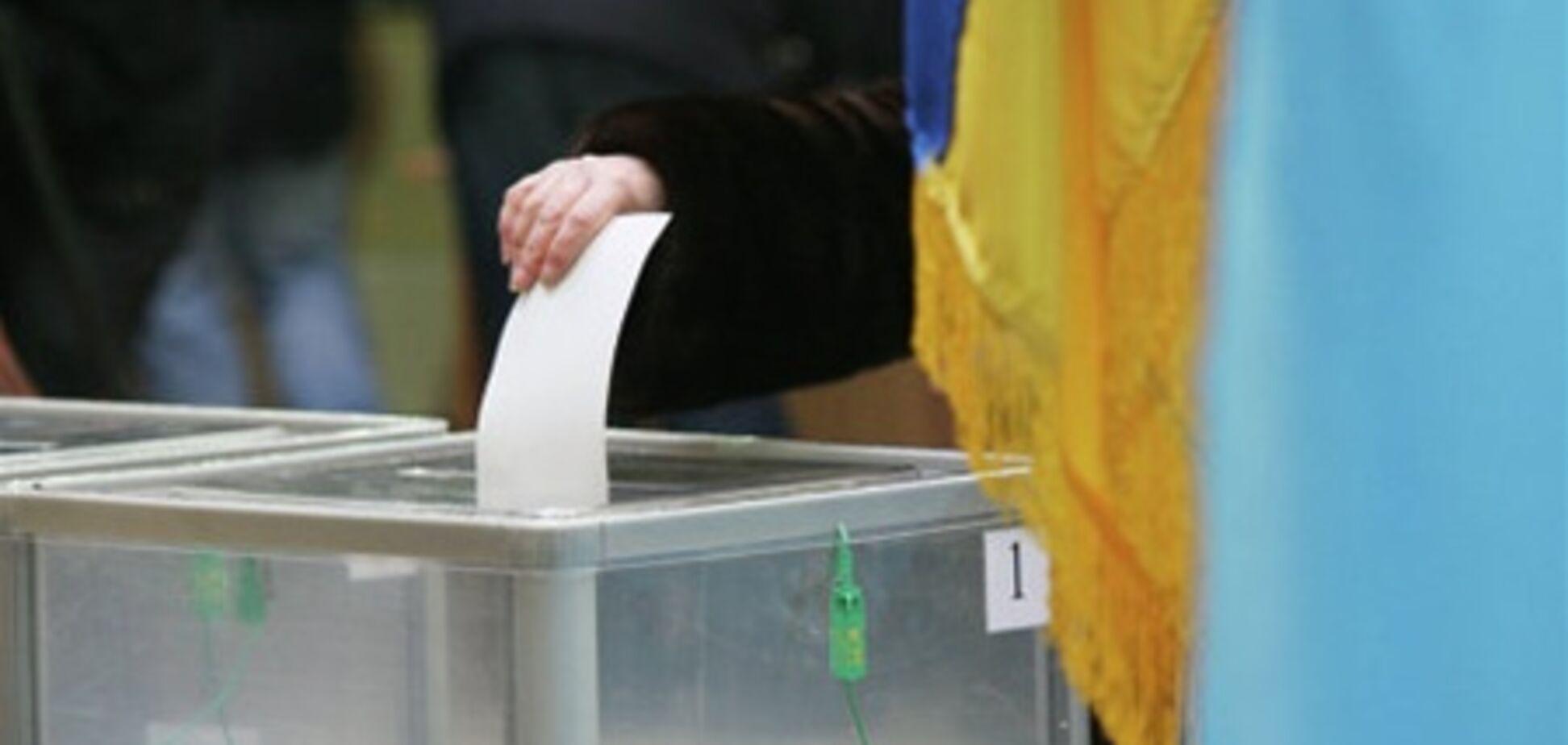 В Раде решили расследовать выборы-2012
