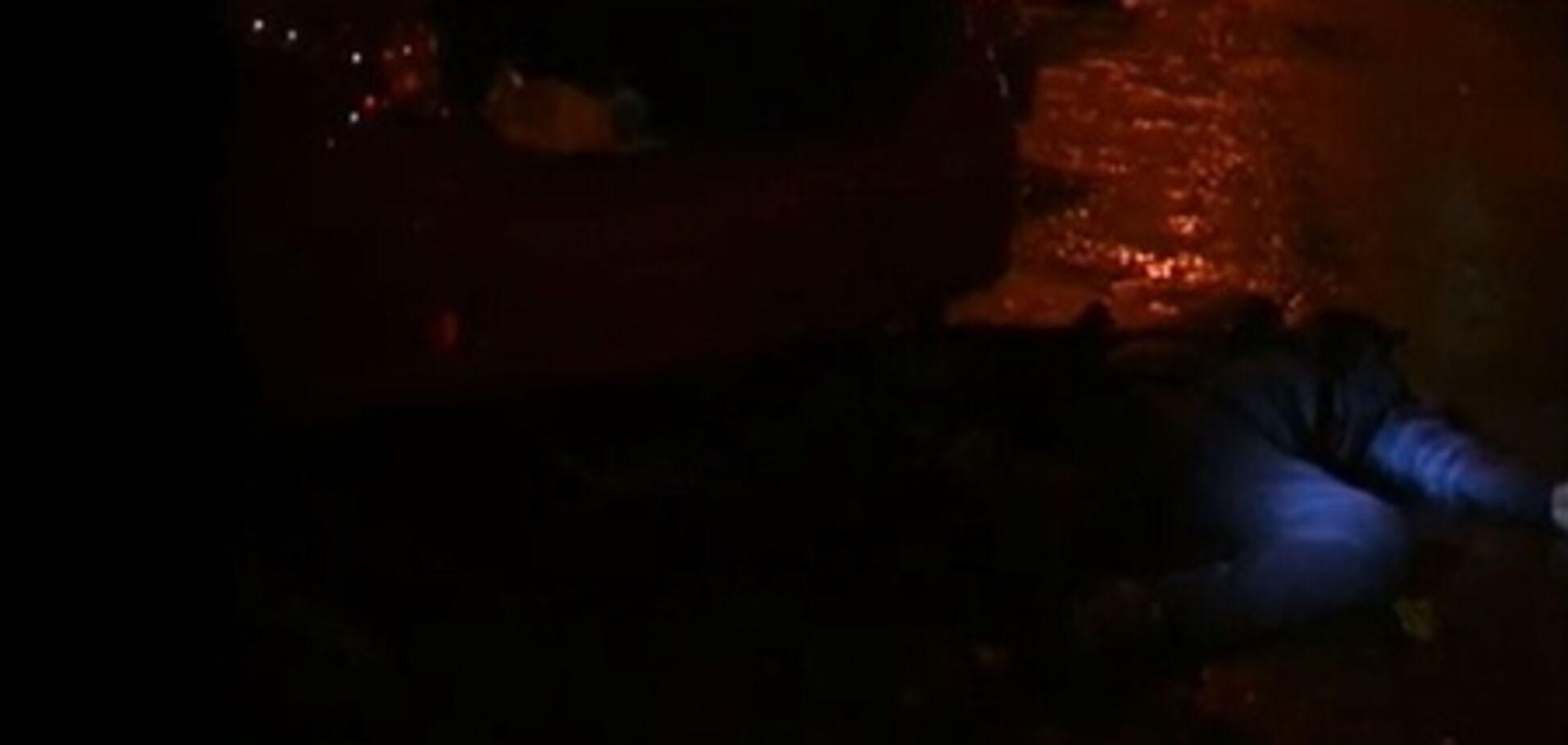 В Киеве жестоко убили директора фирмы - милиция (видео)