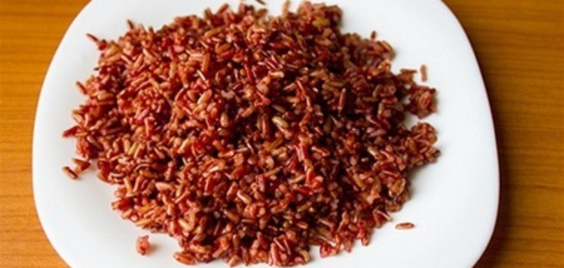 Сила красного риса
