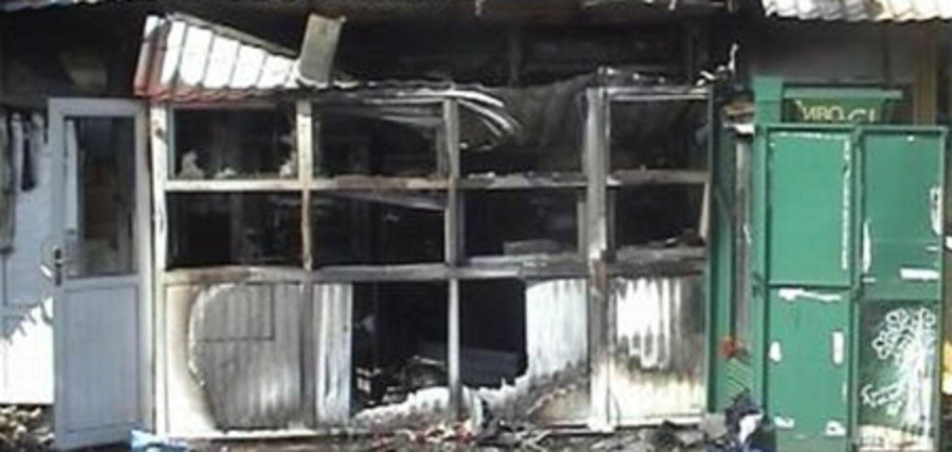 Виновника ужасного взрыва МАФа на 'Святошино' будут судить