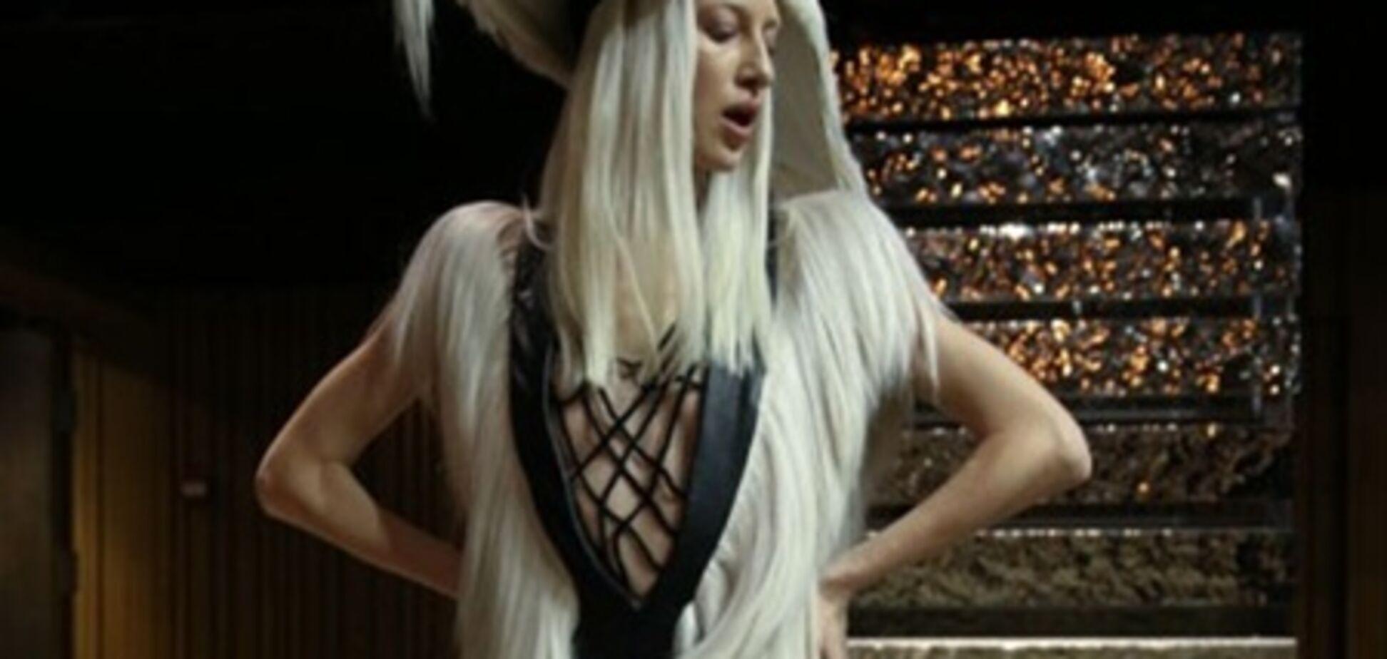 Дизайнер Леди Гага показал свою коллекцию в Киеве. Фото