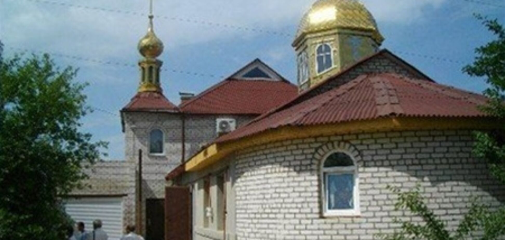 На Донбассе обстреляли часовню УГКЦ