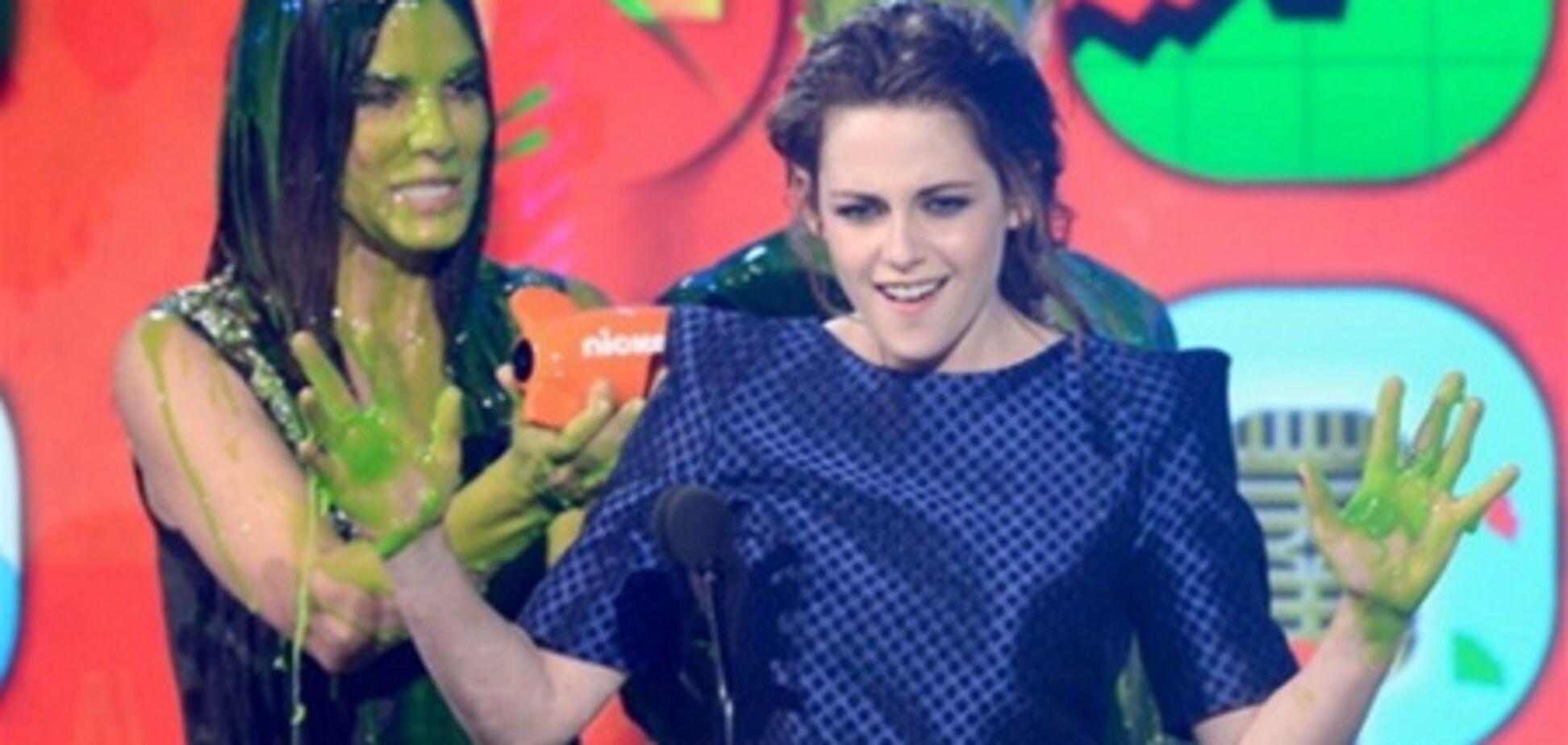 Зеленые помои для Кристен Стюарт