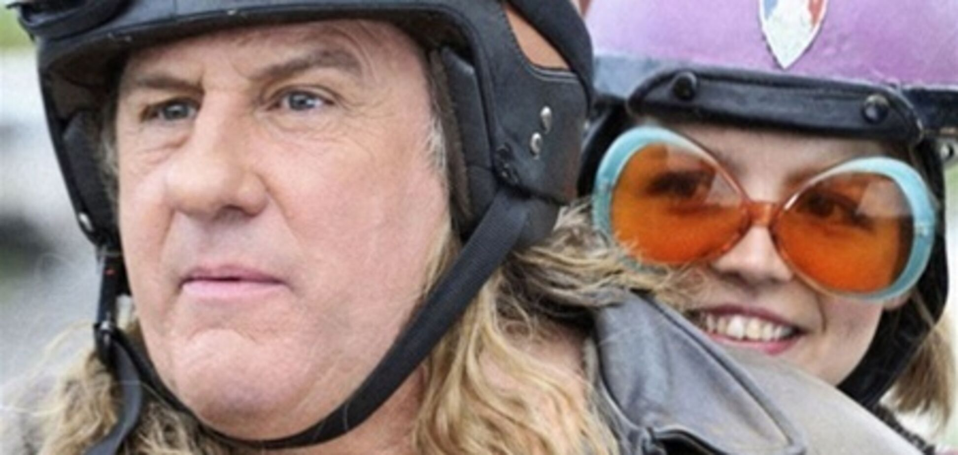 У Депардьє викрали скутер