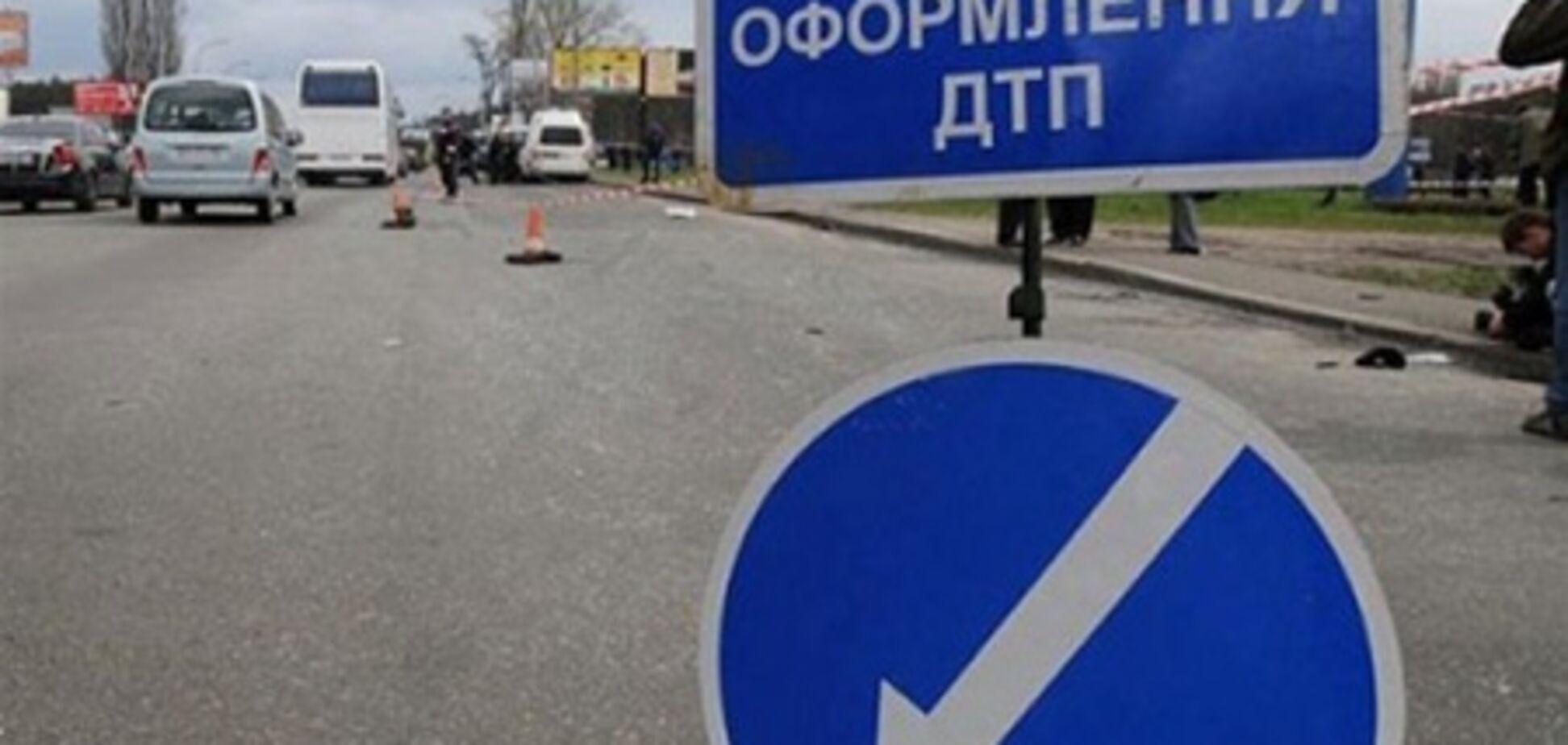 Женщину в ДТП убил не сын депутата - милиция Киева