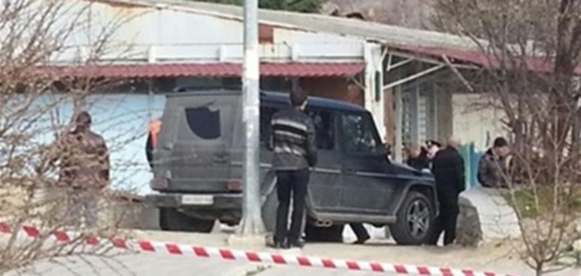 Расстрел мэра Симеиза: о следствии в милиции не рассказывают