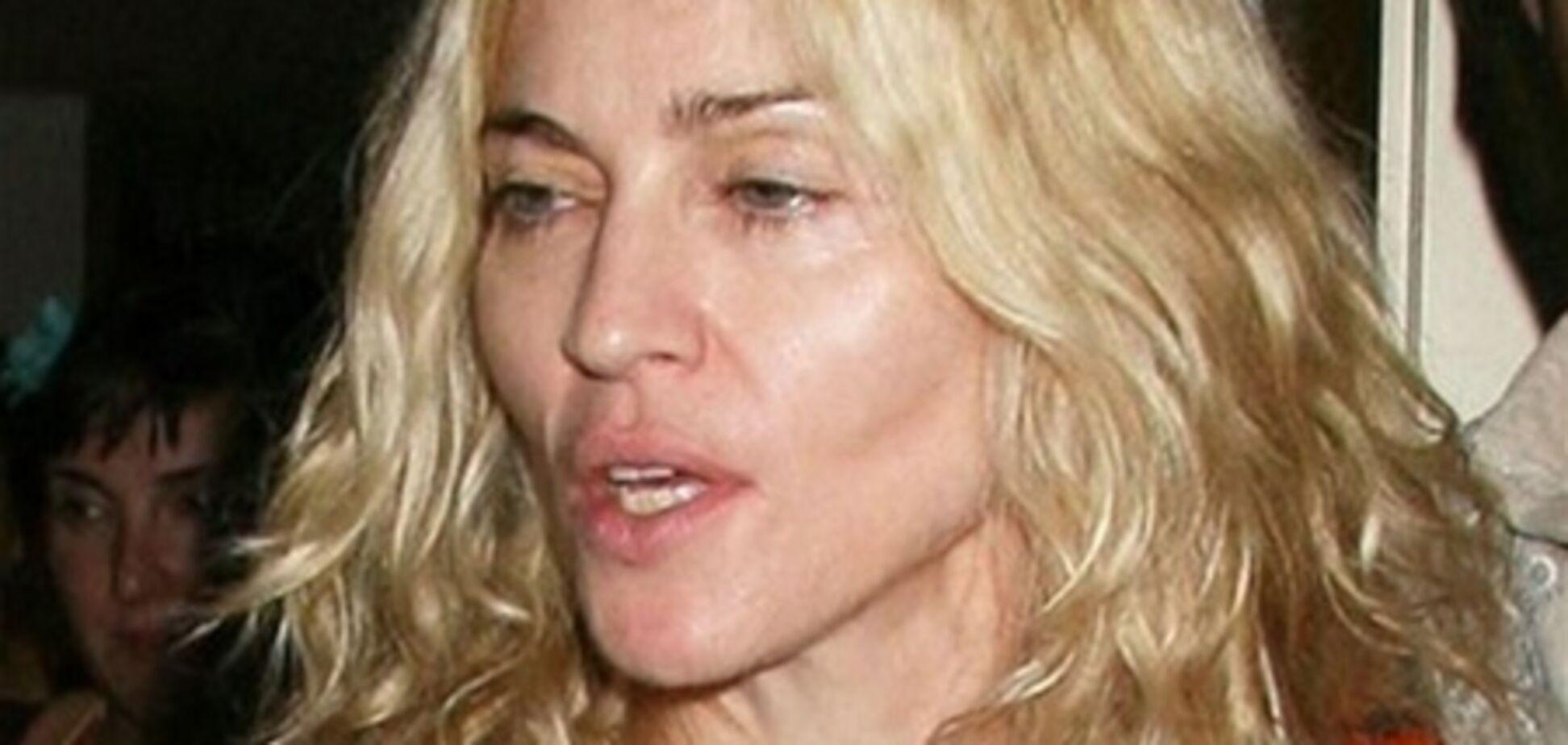Мадонна більше не мільйонерка