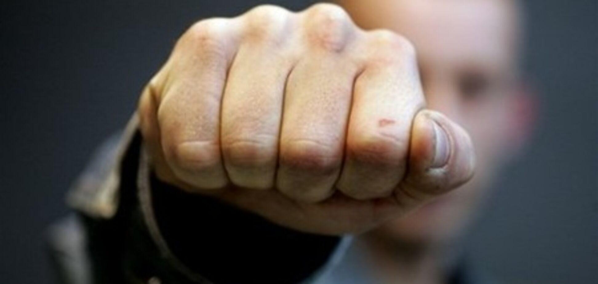 В Енакиево избили главу местной 'Свободы'