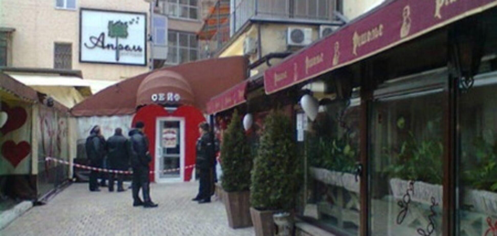 Ресторан 'Апрель' хотели закрыть еще в декабре