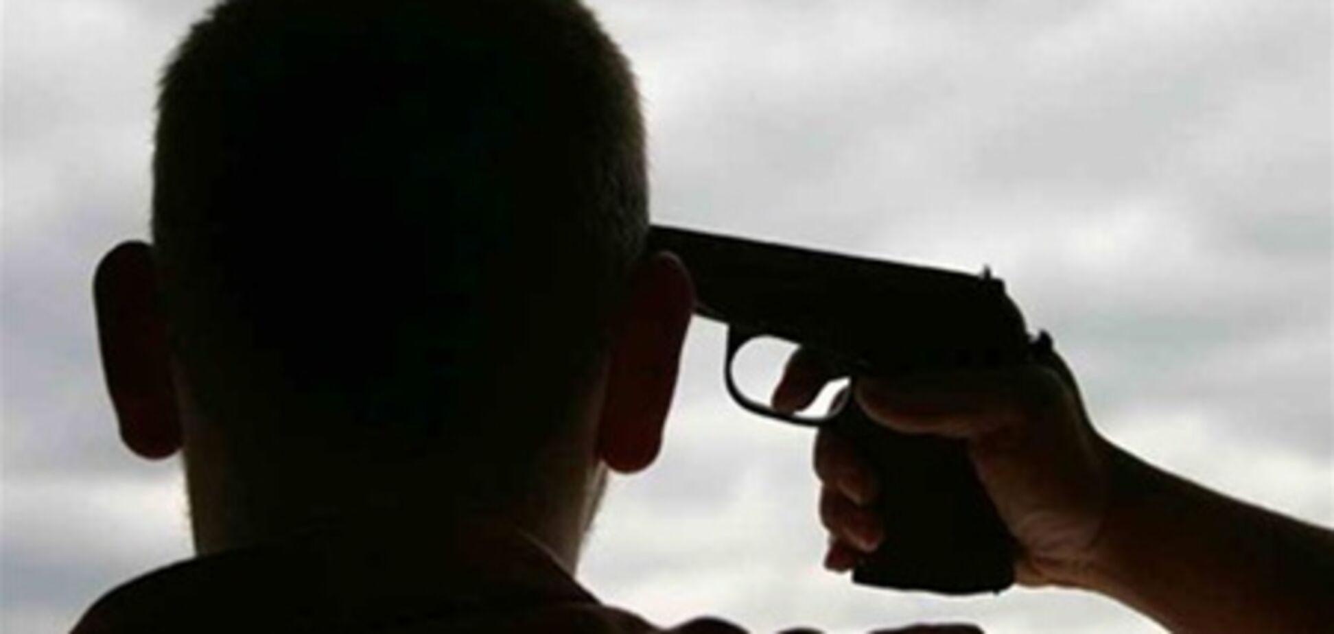 В Тернополе покончил с собой прапорщик милиции
