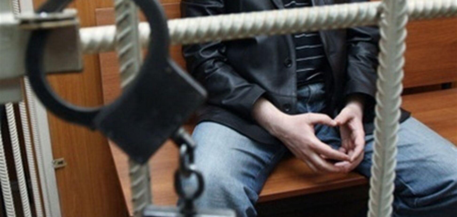 На Запорожье задержан лидер 'банды Лысых'