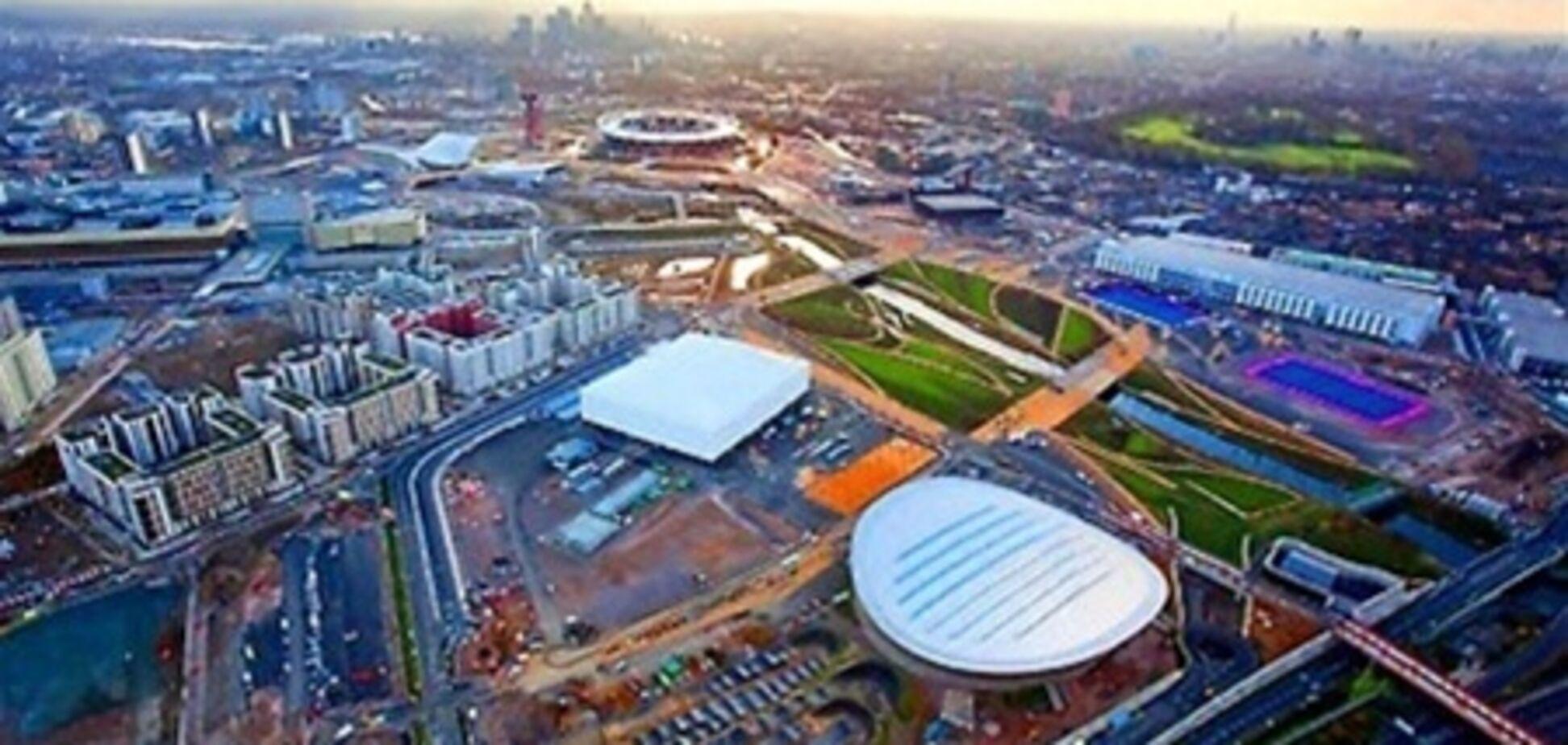 В Олимпийский парк Лондона пустят туристов в касках