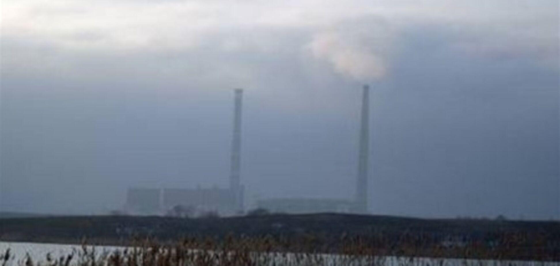 Пожар на Углегорской ТЭС локализован, угрозы экологии нет - губернатор