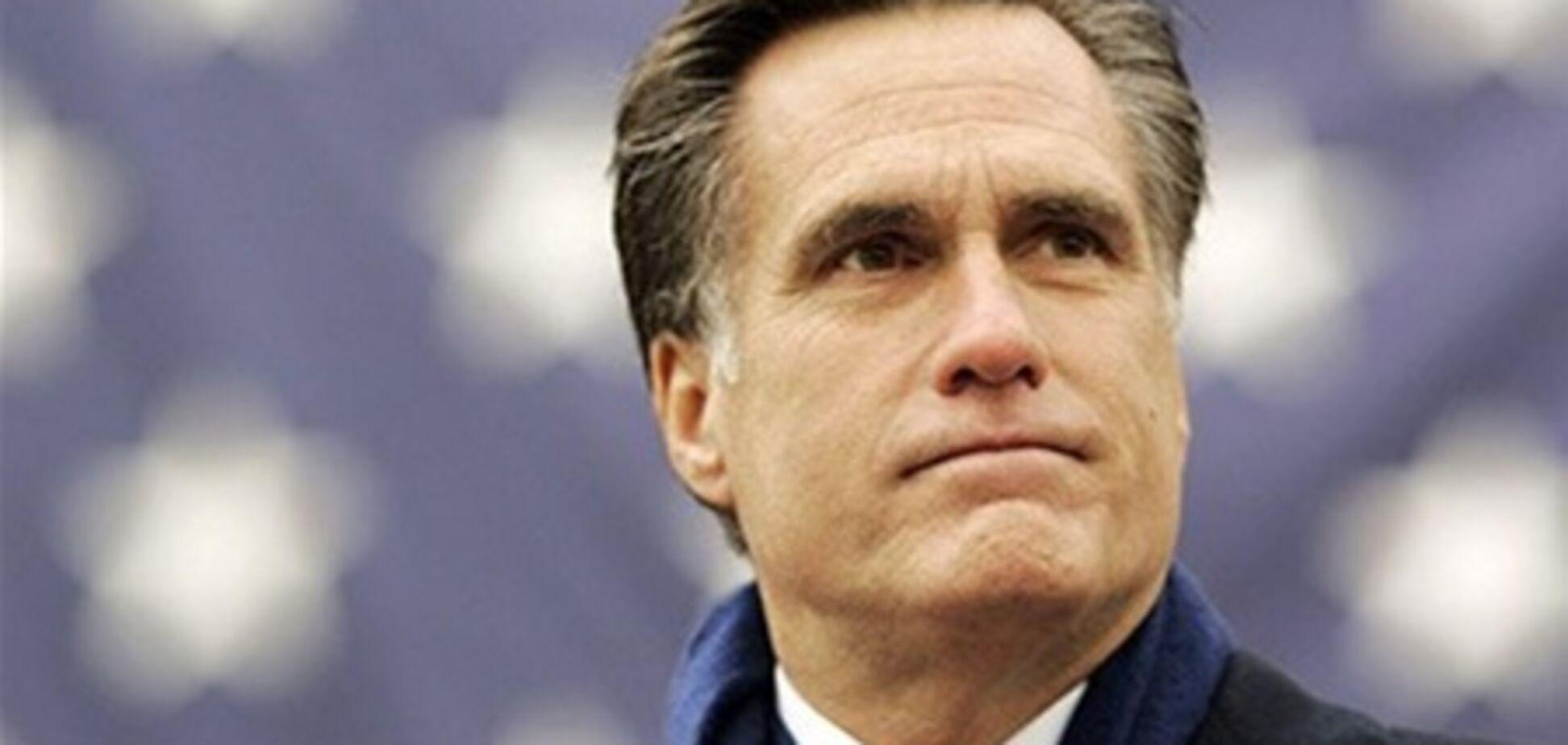 Ромні: вибори вбили мене